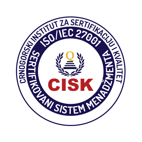 ISO 27001 Podgorica