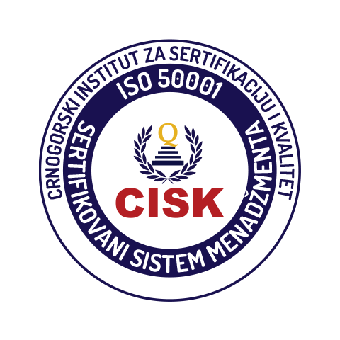 ISO 50001 Podgorica